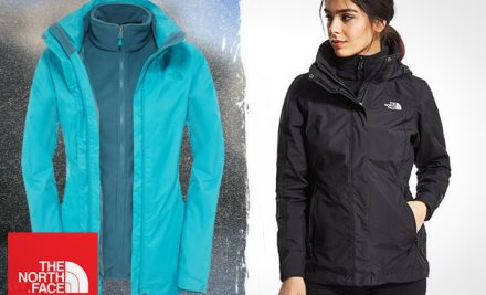 The North Face ® 3in1 női kabát - TRICLIMATE JACKET - KuponWebshop fba7f68b95