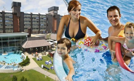 All inclusive 4* wellness Bükfürdőn Danubius hotelben